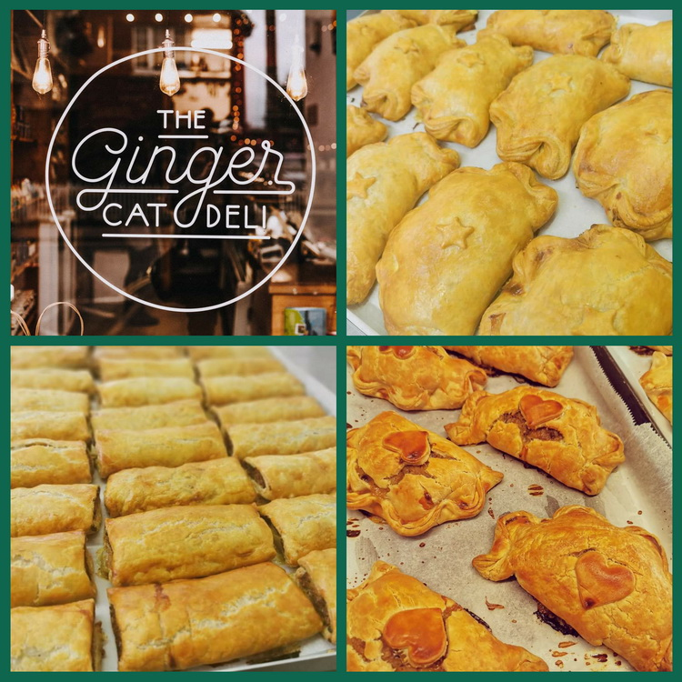 The Ginger Cat Deli