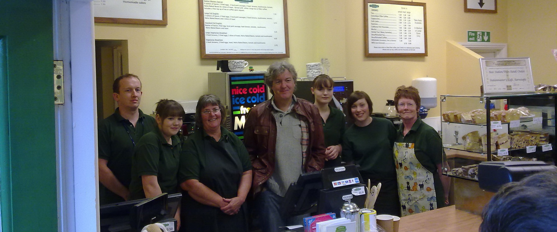 James May's Toy Stories in North Devon